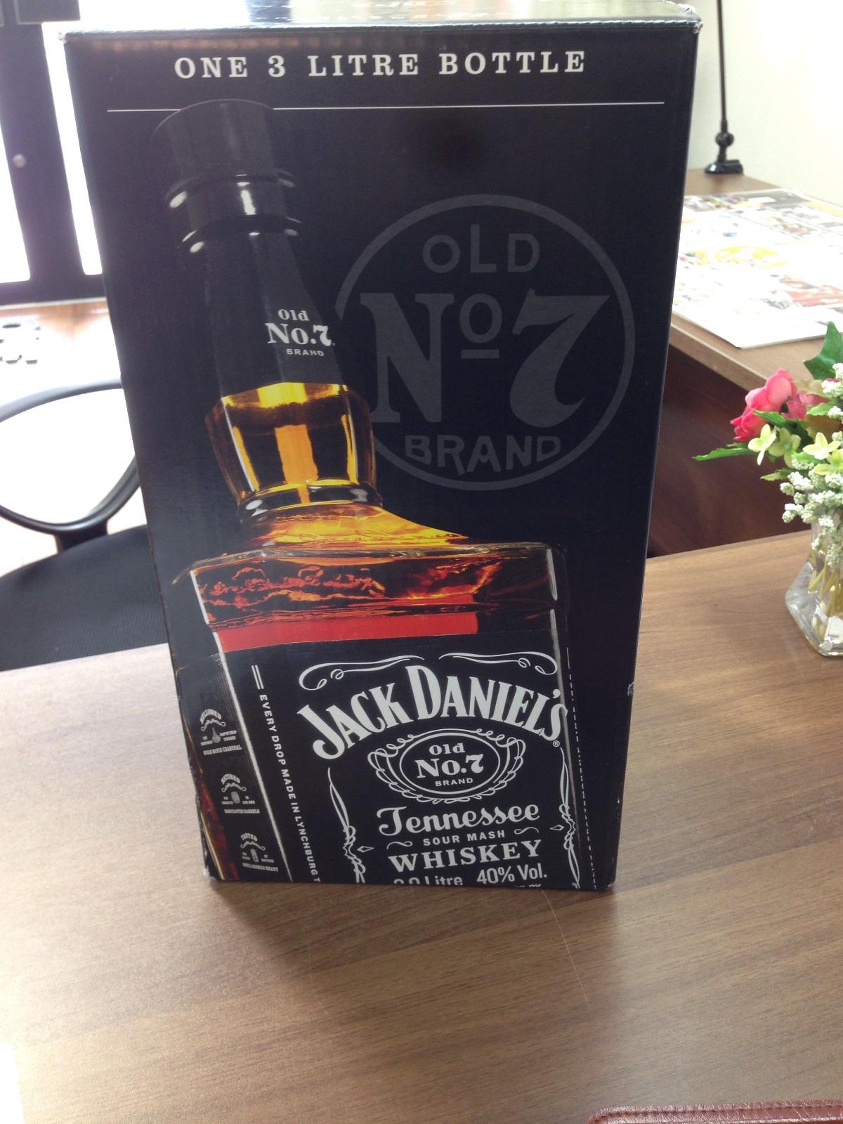 Jack Daniels 3L