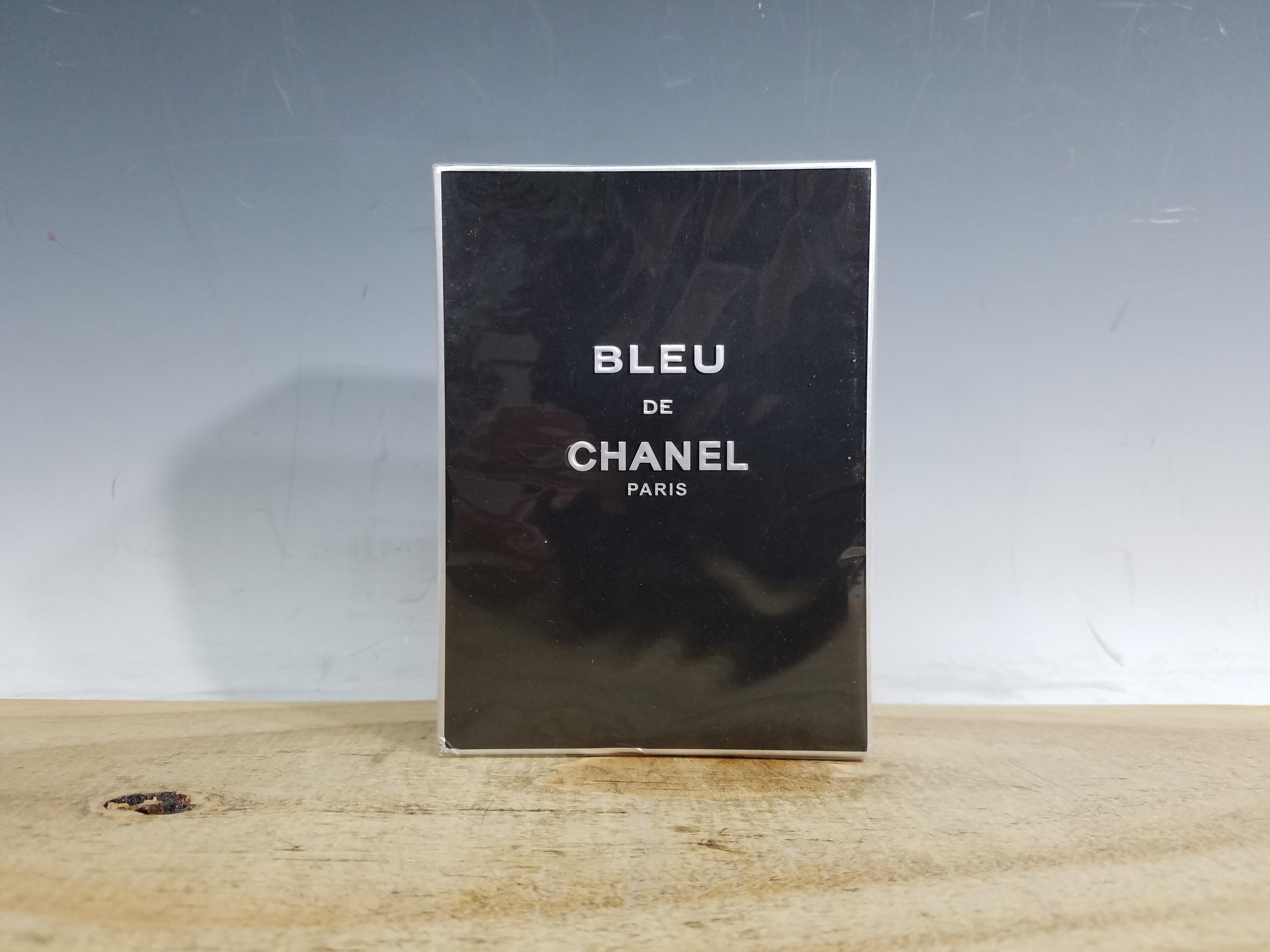 香水 シャネル ブルードゥシャネル オードトワレスプレー