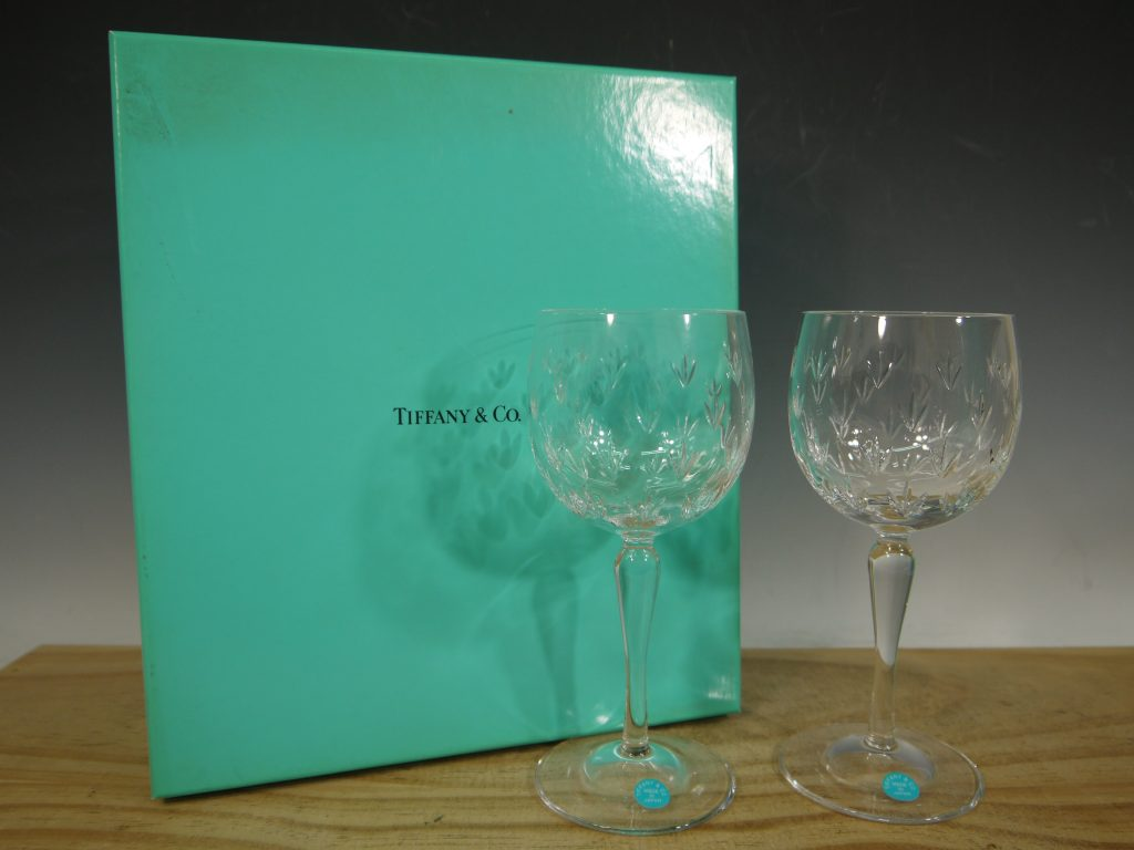 ティファニー ワイングラス