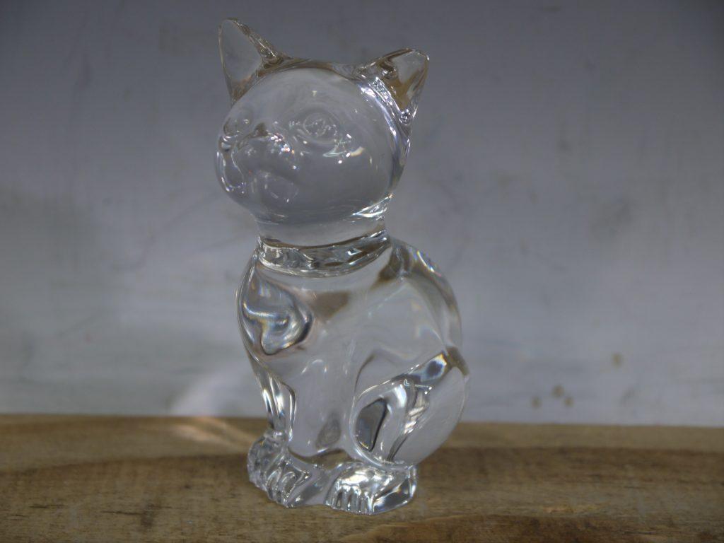 ドーム フランス 置物 猫