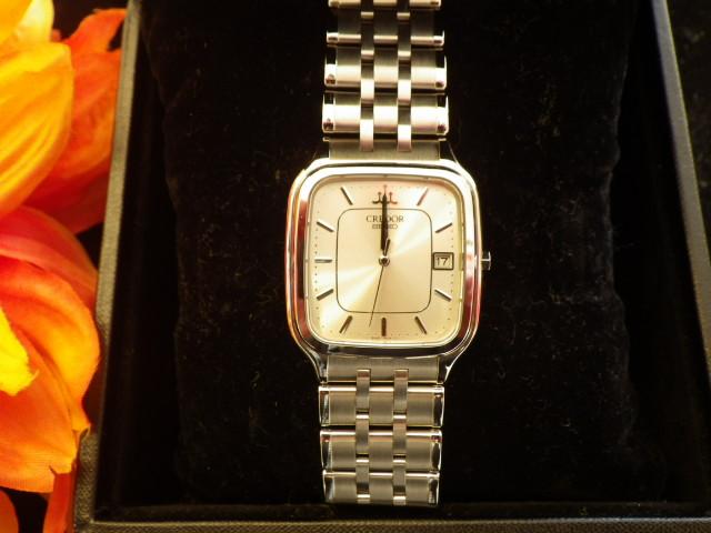 ブランド時計 クレドール