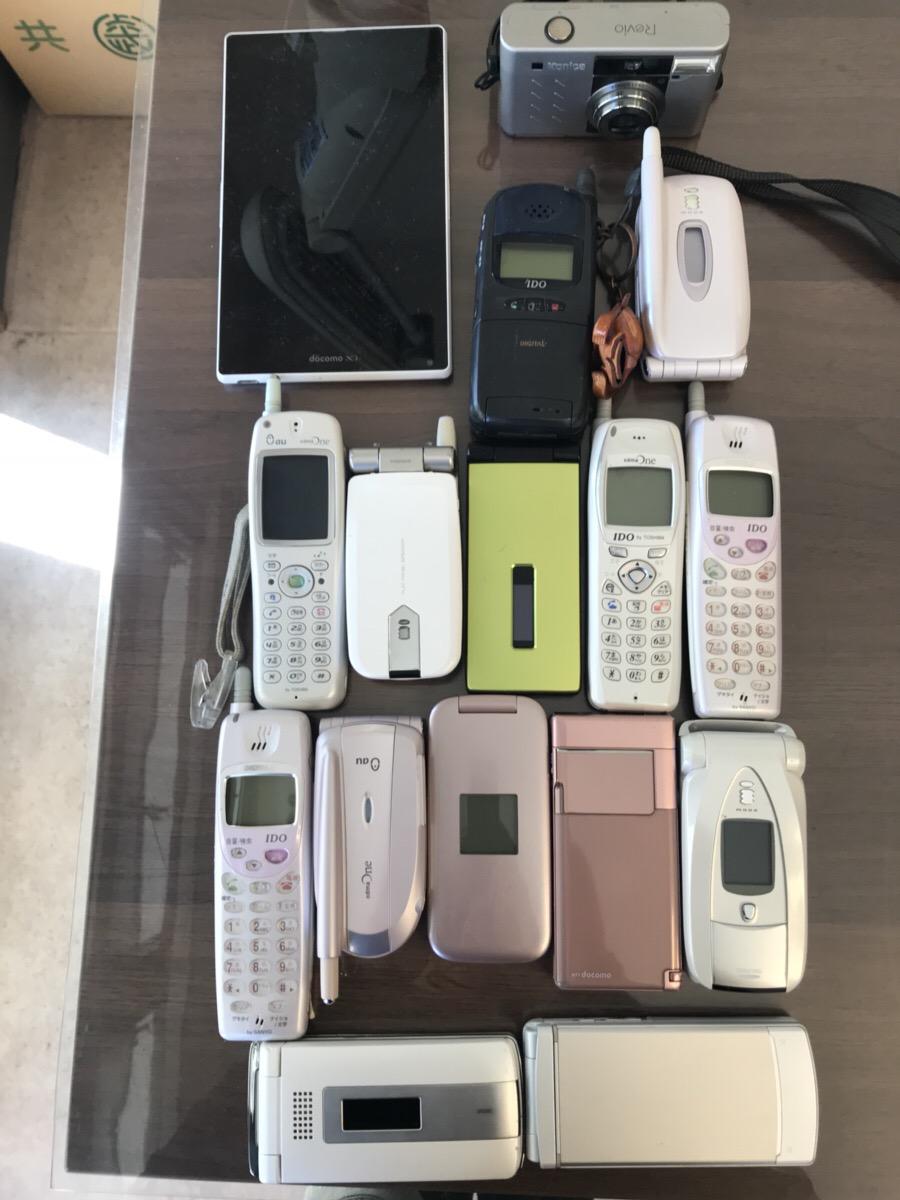 携帯 中古